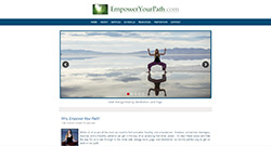 Empower Your Path website